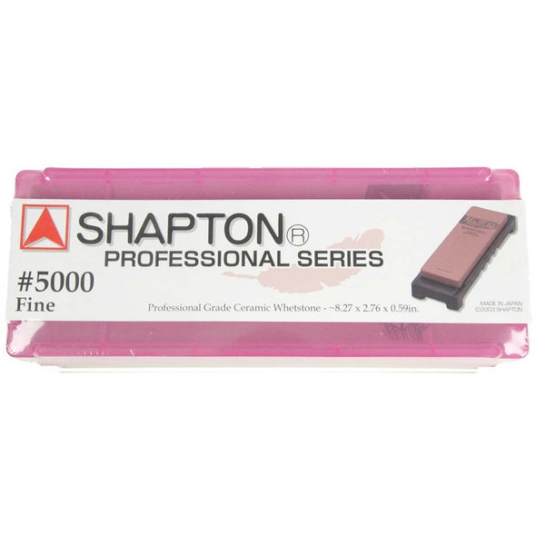 Shapton Professional Series Sharpening Stone 5000 Grit