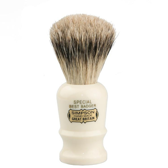 Simpsons Best Badger Shaving Brush Special 1