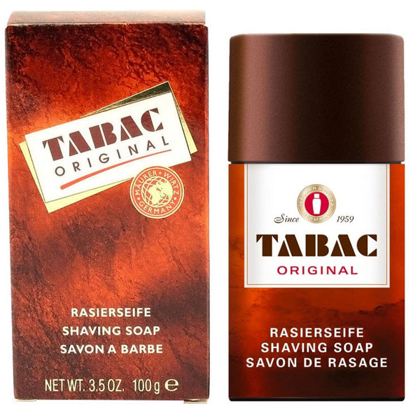 Tabac Shaving Soap Stick 100g