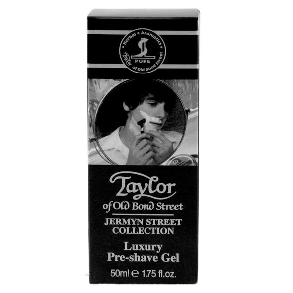 Taylor of Old Bond Street Jermyn Street Pre Shave Gel 50ml