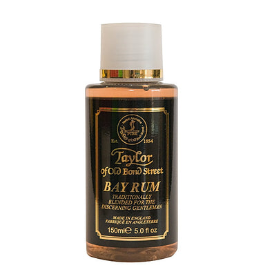 Taylor of Old Bond Street Bay Rum Aftershave Lotion 150ml