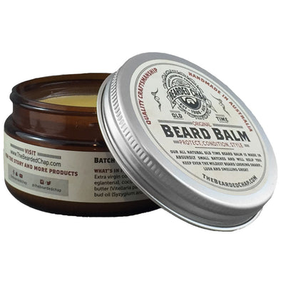 The Bearded Chap Beard Balm 100ml