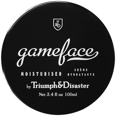 Triumph & Disaster Gameface Moisturiser Jar 100ml