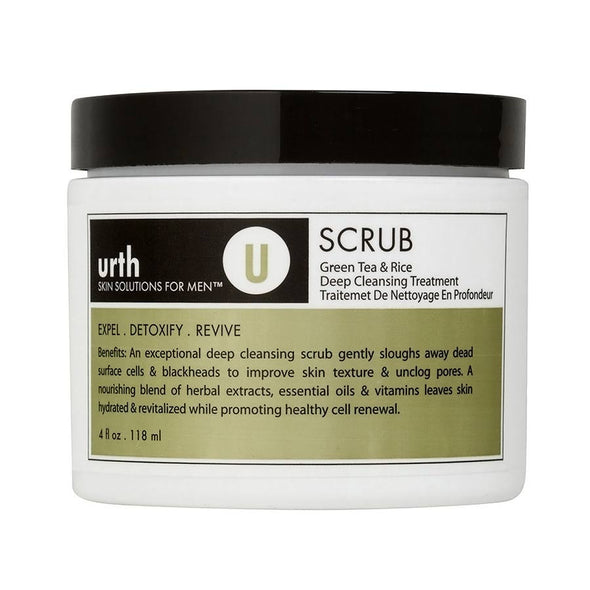 Urth Face Scrub Green Tea & Rice 118ml