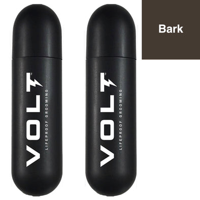 Volt Instant Beard Colour Eco Refill Bark 10ml - 2 Pack