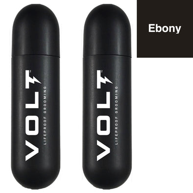 Volt Instant Beard Colour Eco Refill Ebony 10ml - 2 Pack
