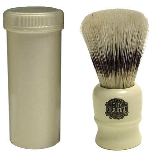 Vulfix Old Original Pure Bristle Travel Shaving Brush