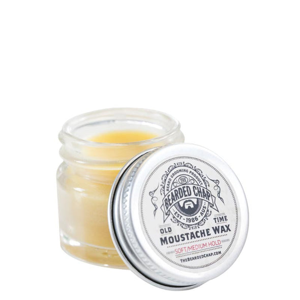The Bearded Chap Moustache Wax 15ml