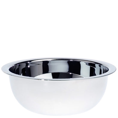 Edwin Jagger Shaving Bowl Stainless Steel
