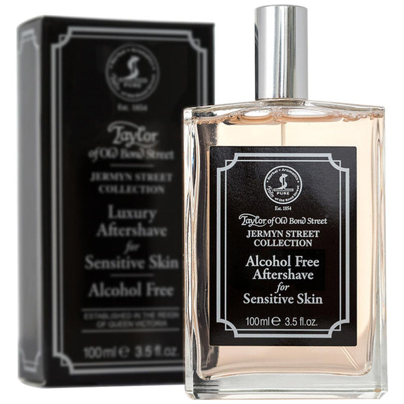 Taylor of Old Bond Street Jermyn St Sensitive Aftershave Lotion 100ml