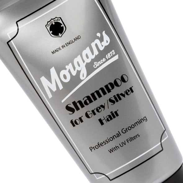Morgan's Grey & Silver Hair Shampoo 150ml
