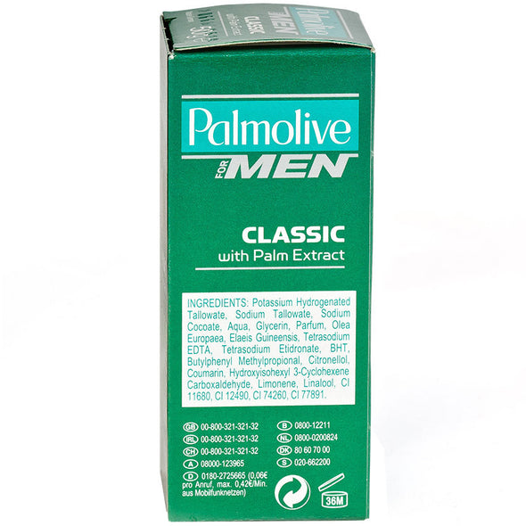 Palmolive Shaving Soap Stick 50g