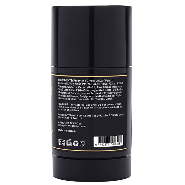 Percy Nobleman Deodorant Stick 75ml