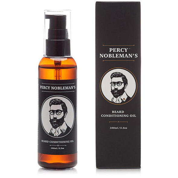 Percy Nobleman Conditioning Beard Oil Unscented 100ml