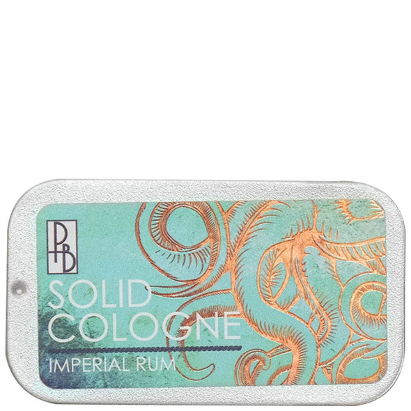 Phoenix & Beau Imperial Rum Solid Cologne 12g