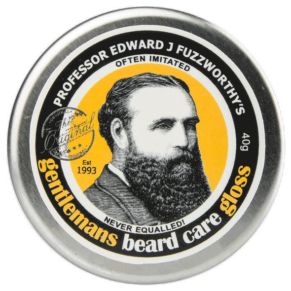 Professor Edward J. Fuzzworthy's Beard Care Gloss 40ml