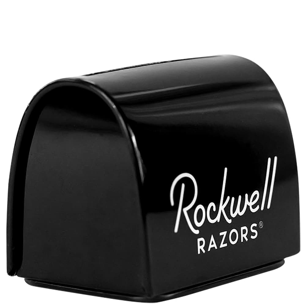 Rockwell Double Edge Blade Safe Disposal Case Beard Blade
