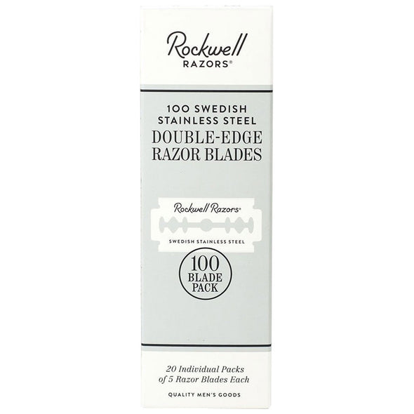 Rockwell Double Edge Blades (100)