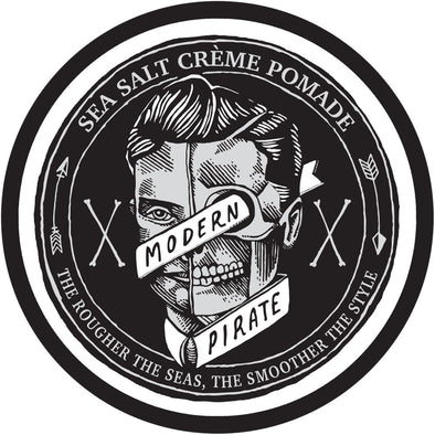 Modern Pirate Sea Salt Crème Pomade 95ml