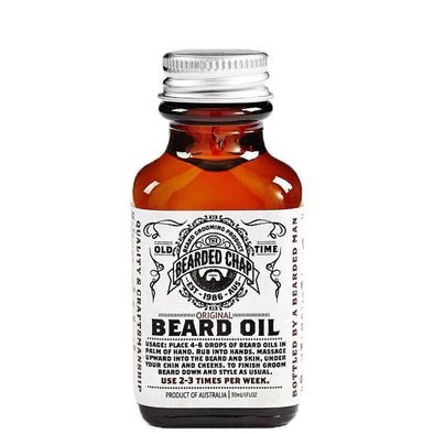 The Bearded Chap Beard Oil Original 30ml