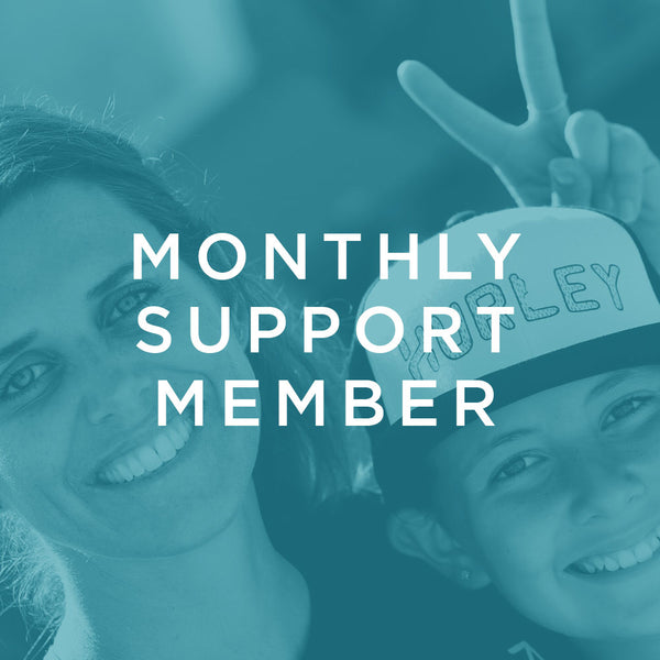 Monthly Support Member