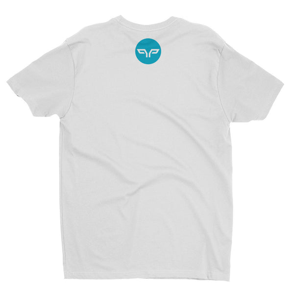 Purpose. - Men's Short Sleeve Tee White