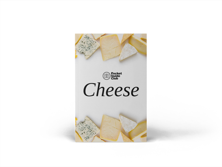 cheese pocket guide