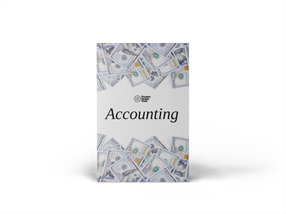 pocket guide to accounting
