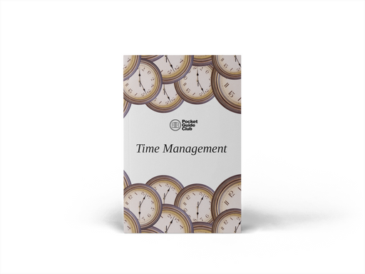 Pocket Guide to Time Management
