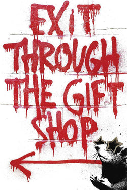 Exit Through the Gift Shop - August 2, 2017