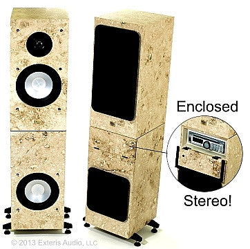 Shop Stand-Alone Outdoor Stereos
