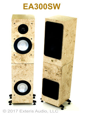 Exteris Audio EA300SW Real Stone Outdoor Stereo