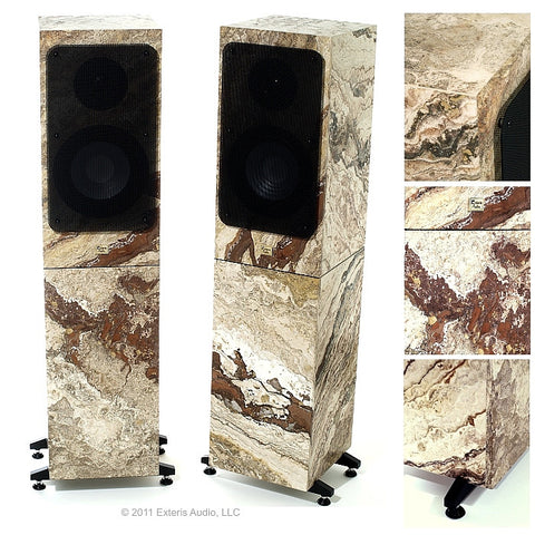 EA200 Hardwired Outdoor Speakers