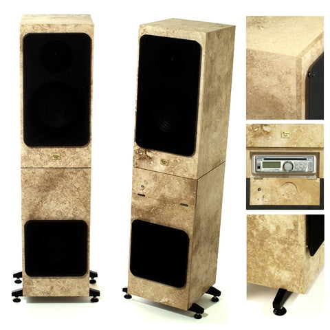 Stand-Alone Outdoor Stereo