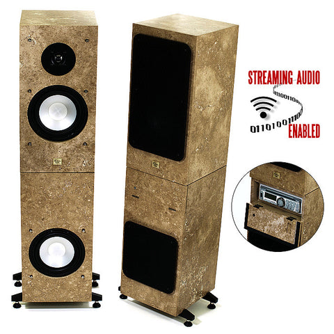 Streaming Outdoor Stereo