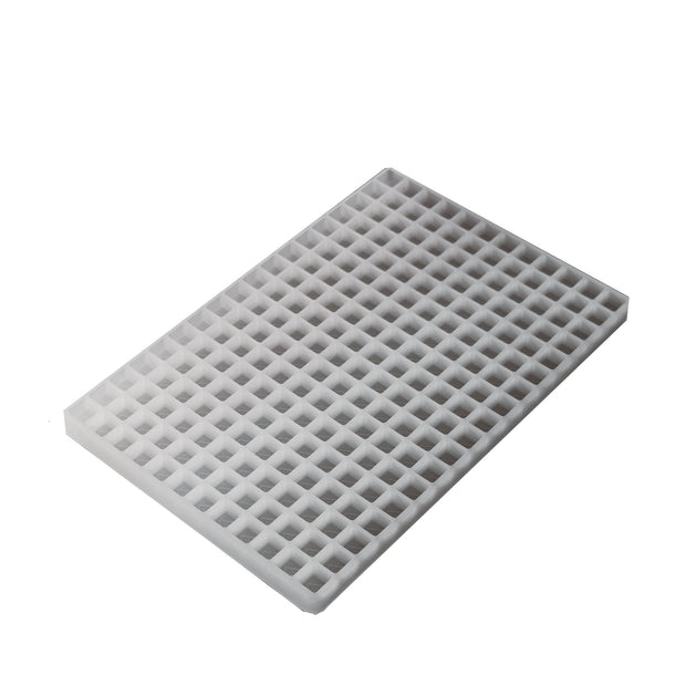 CUBE CANDY SILICONE MOLD - MASS REGULATORY SYMBOL - 216c FOOD GRADE PLATINUM SILICONE #PS40
