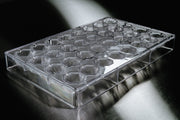 GEOMETRIC TRUFFLE - POLYCARBONATE CHOCOLATE MOLD #C3014