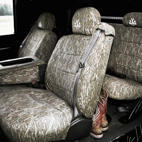 Seat Covers For Trucks >> Sportsman Camo Covers Camouflage Truck Seat Covers