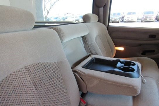 Chevy/GMC 1500/2500/3500/Avalanche 60/40 with an Armrest