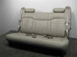 Chevy/GMC Suburban/Yukon XL 3rd Row Bench with Adjustable Headrests