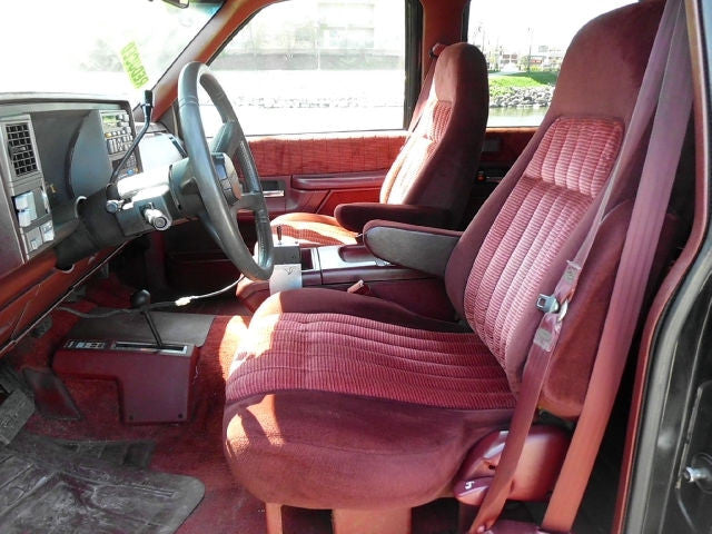 Chevy/GMC 1500/2500/3500 Captain Chair with Molded Headrests