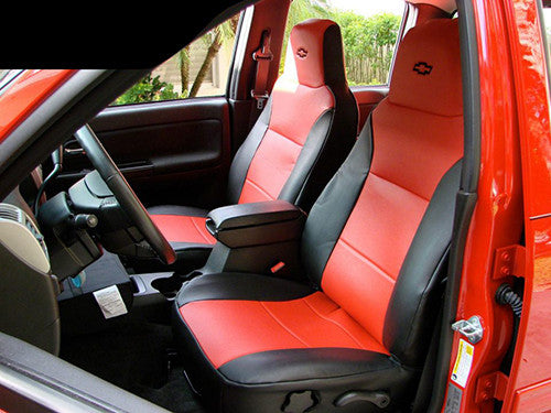 Bucket Seats For Chevy Truck >> Chevy Gmc Colorado Canyon Bucket Seats
