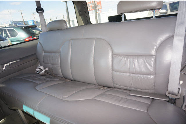 Chevy/GMC Blazer/Jimmy/Tahoe Rear Bench with Adjustable Headrests