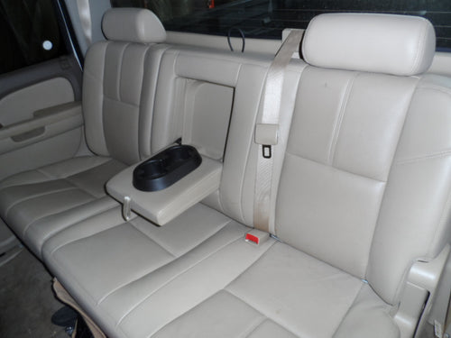 Chevy/GMC 1500/2500/3500 60/40 Seats Back Seat With 2 Cup Console