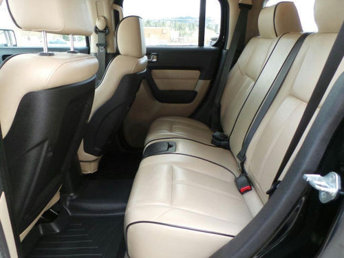 Hummer H-3 60/40 Seat with Molded Headrests