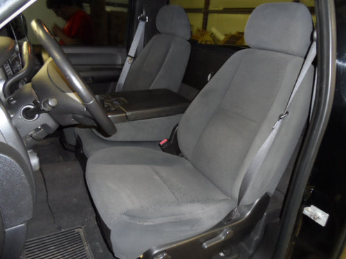Chevy/GMC 1500/2500/3500 40/20/40 with a 3 Cup Console and Storage Under the Center Seat