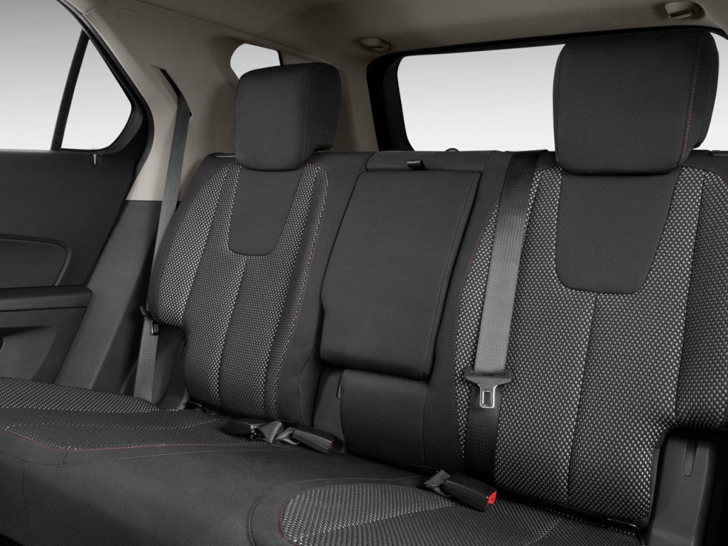Chevy/GMC Equinox 60/40 Seats with an Armrest