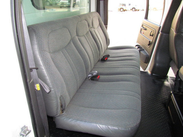 Chevy/GMC 5500 Bench Seats