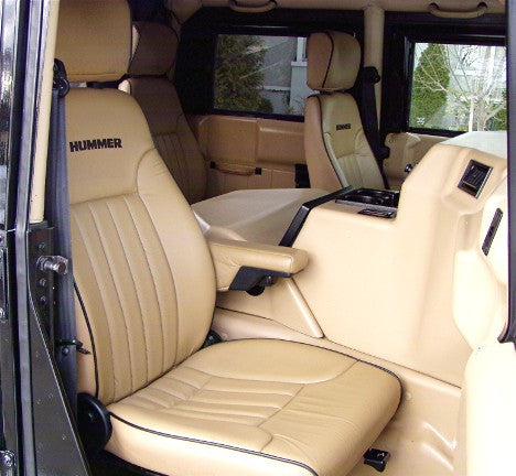 Hummer H-1 Captain Chair