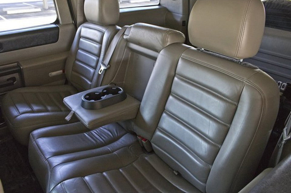 Hummer H-2 60/40 Rear Seat with an Armrest